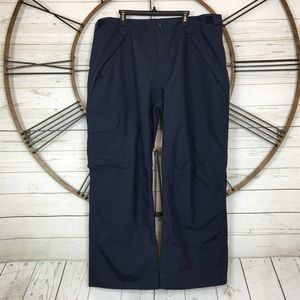 The North Face Mens Size XXL Blue Dryvent Pants